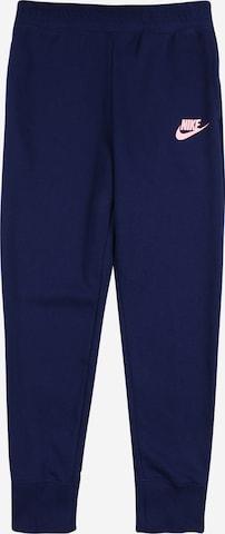 Nike Sportswear Püksid, värv sinine