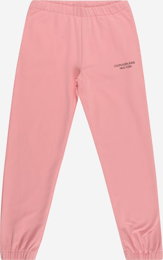 Calvin Klein Jeans Панталон в розово / черно, Преглед на продукта