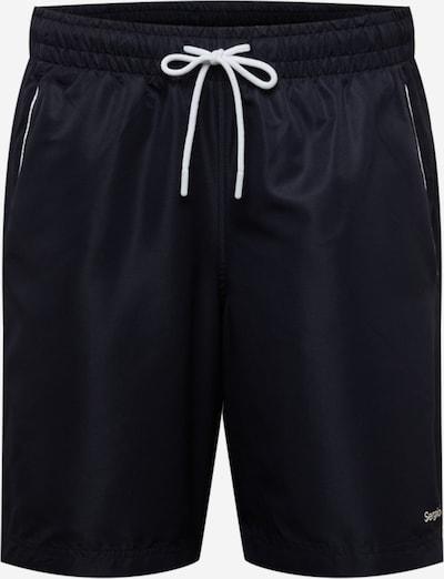 Sergio Tacchini Shorts 'ROB' in dunkelblau, Produktansicht
