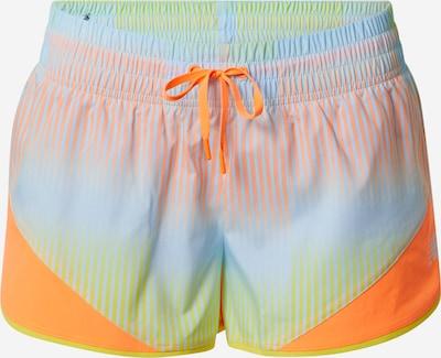 new balance Спортен панталон в светлосиньо / жълто / оранжево / бяло, Преглед на продукта