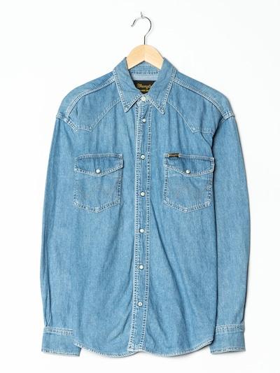 WRANGLER Jeanshemd in XXL in blau, Produktansicht