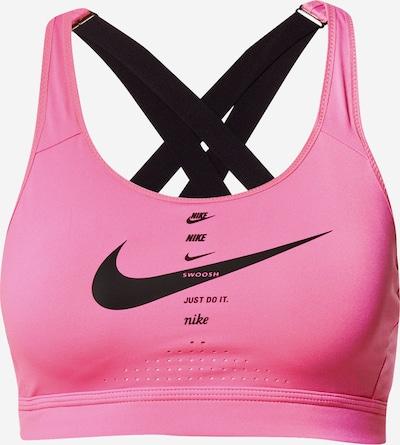 NIKE Športová podprsenka 'Impact' - ružová / čierna, Produkt
