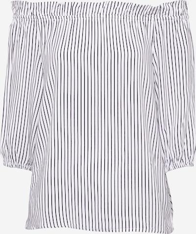 Eight2Nine Bluse in schwarz / weiß, Produktansicht