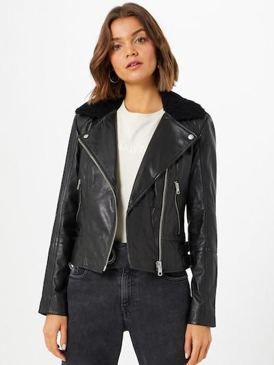 Calvin Klein Jeans Tussenjas in de kleur Zwart: Vooraanzicht