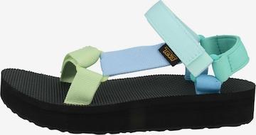 TEVA Sandale 'Midform Universal' in Grün