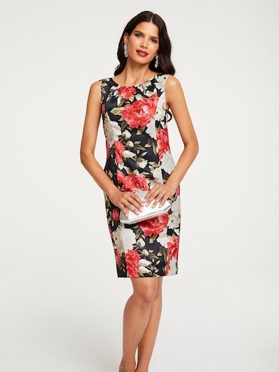 Patrizia Dini by heine Pouzdrové šaty - mix barev, Model/ka