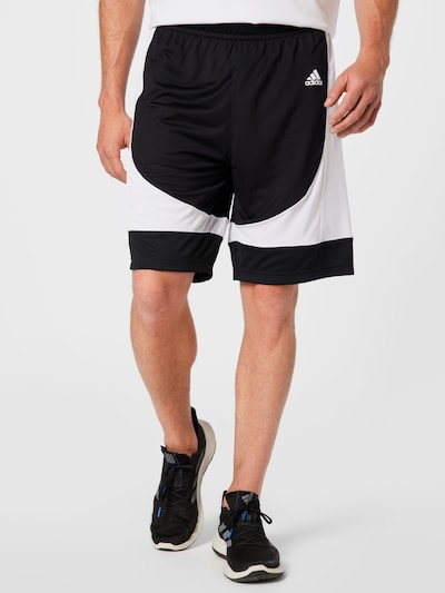 ADIDAS PERFORMANCE Športové nohavice 'N3XT L3V3L' - čierna / biela, Model/-ka