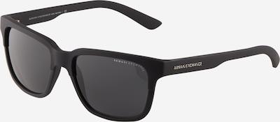 ARMANI EXCHANGE Okulary przeciwsłoneczne '4026S' w kolorze czarnym, Podgląd produktu