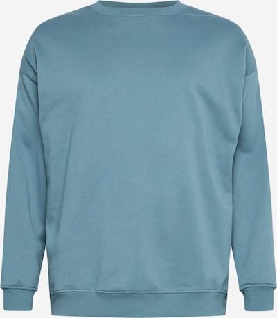 Urban Classics Big & Tall Sweater majica u sivkasto plava, Pregled proizvoda