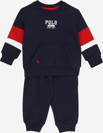 Polo Ralph Lauren Set in Blau