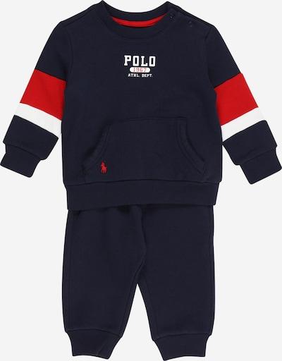 Polo Ralph Lauren Set in navy / rot / weiß, Produktansicht
