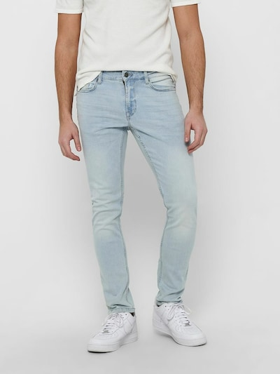 Only & Sons Jeans 'Loom Life' in opal, Modelansicht