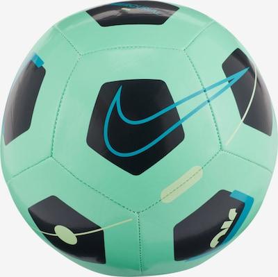 NIKE Ball in mint / schwarz, Produktansicht