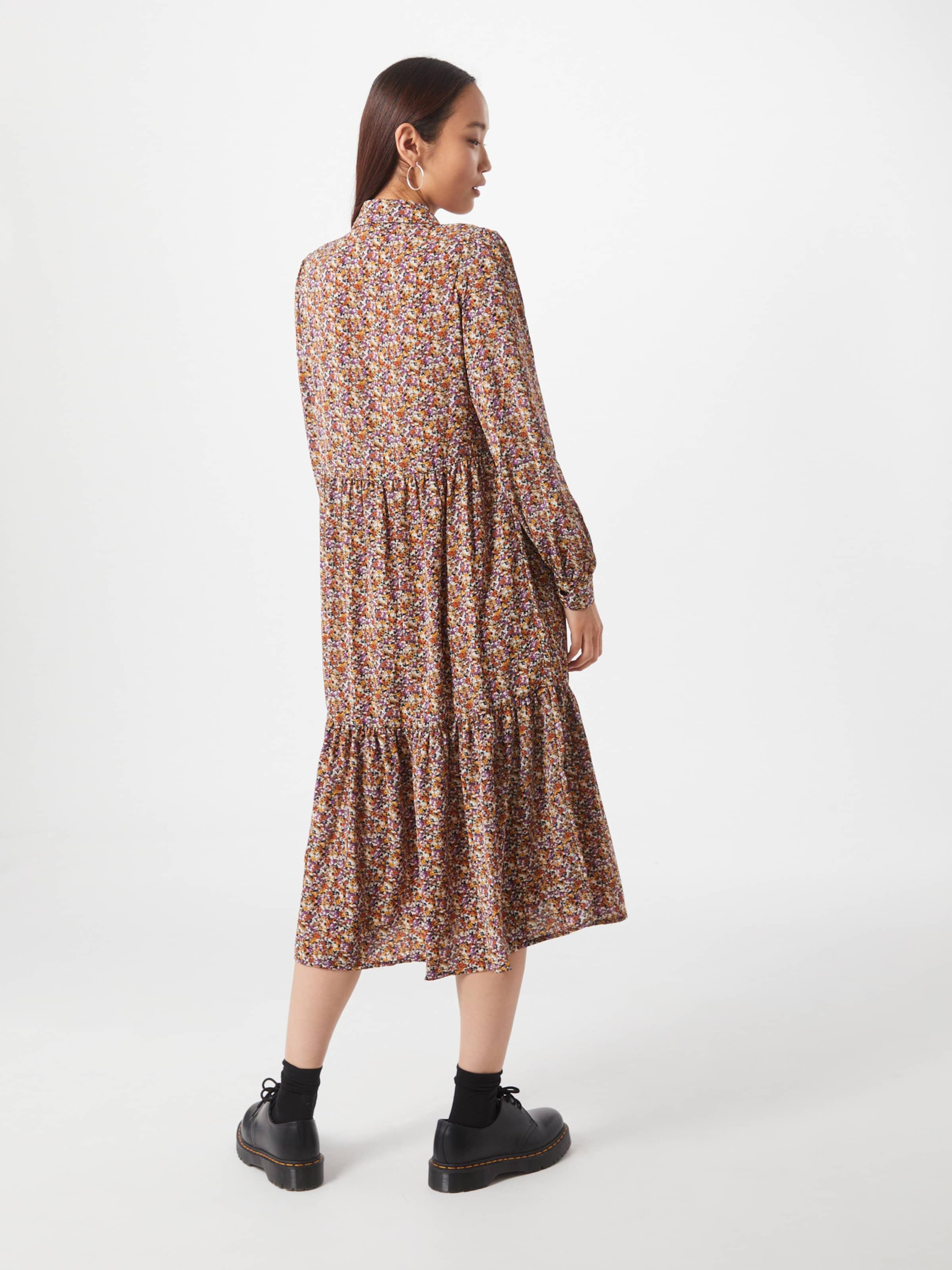 PIECES Skjortklänning 'Anja' i blandade färger