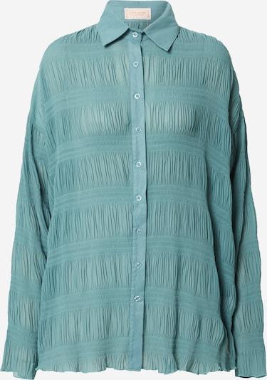 CLUB L LONDON Blusa en jade, Vista del producto