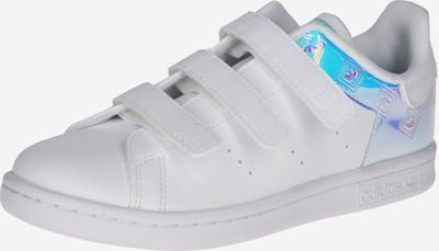 ADIDAS ORIGINALS Sneaker  'STAN SMITH' in neonblau / weiß, Produktansicht