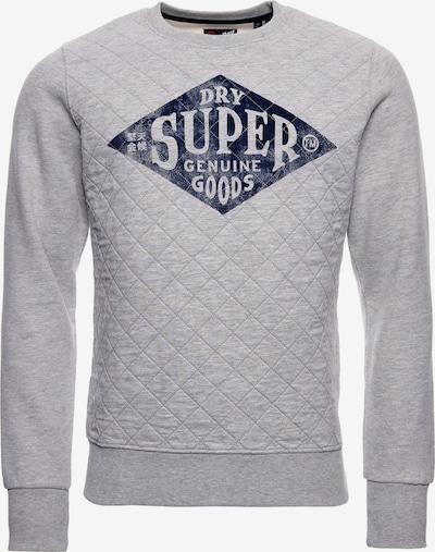 Superdry Sweatshirt in grau, Produktansicht