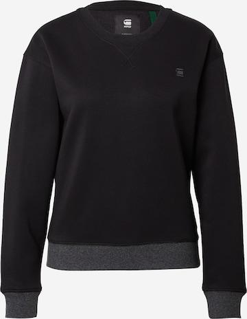 G-Star RAW Sweatshirt in Black