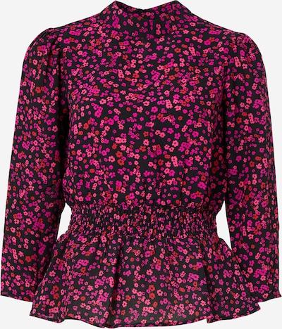 Dorothy Perkins Shirt in pink / schwarz, Produktansicht