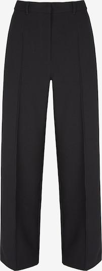 Aligne Pantalon à plis 'Alicia' en noir, Vue avec produit