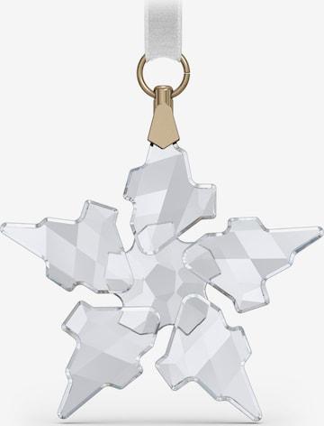 Swarovski Figur 'Little Star Ornament' in Weiß