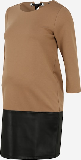 Attesa Dress in camel / black, Item view