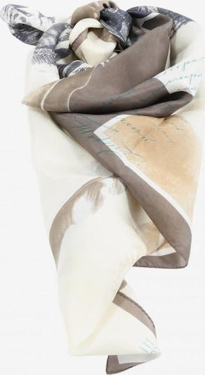 ESPRIT Halstuch in One Size in creme / braun, Produktansicht