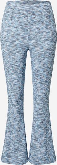 EDITED Bukser 'Benni' i blå / blandingsfarvet, Produktvisning
