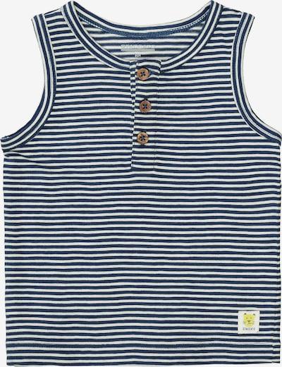 STACCATO Unterhemd in blue denim / weiß, Produktansicht
