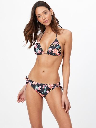 PROTEST Bikini 'ALE 21' in Pastel blue / Orange / Coral / Pink / Black, View model