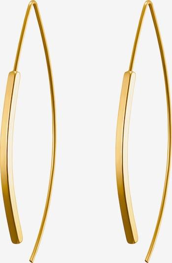 Heideman Boucles d'oreilles en or, Vue avec produit
