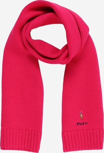Polo Ralph Lauren Šál - tmavomodrá / hnedá / pitaya, Produkt