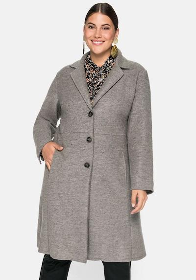 SHEEGO Přechodný kabát - kámen, Model/ka