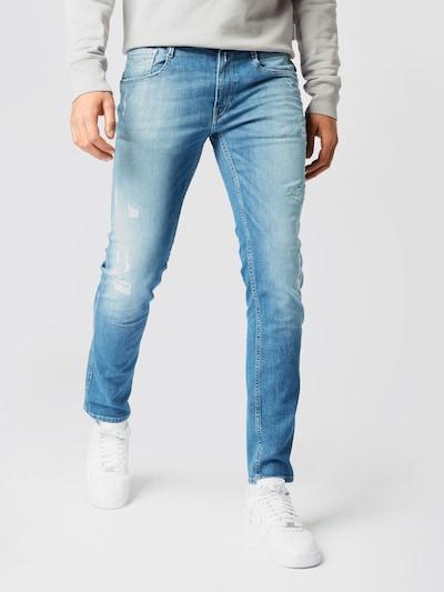 Jeans 'ANBASS' REPLAY di colore blu denim, Visualizzazione modelli