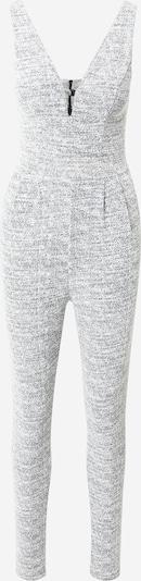 WAL G. Jumpsuit en gris moteado, Vista del producto