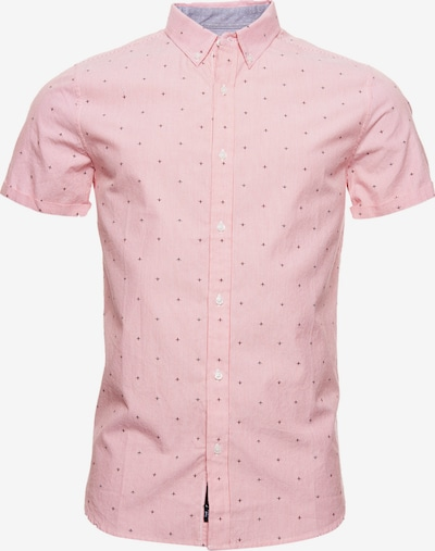 Superdry Hemd 'Shoreditch' in rosa, Produktansicht