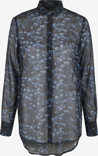 DANIEL HECHTER Bluse in nachtblau, Produktansicht