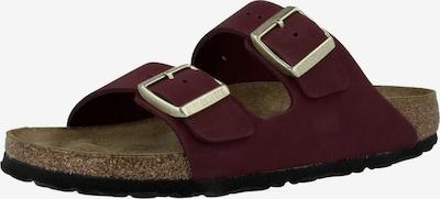BIRKENSTOCK Sandale 'Arizona' in burgunder, Produktansicht