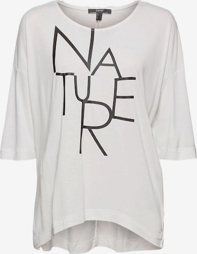 Esprit Collection T-Shirt in schwarz / weiß, Produktansicht