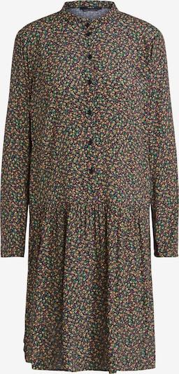 SET Blousejurk in de kleur Gemengde kleuren / Zwart, Productweergave