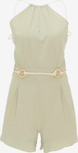 IZIA Jumpsuit in pastellgrün, Produktansicht