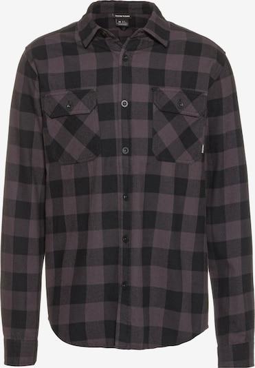 BURTON Hemd in pflaume / schwarz, Produktansicht
