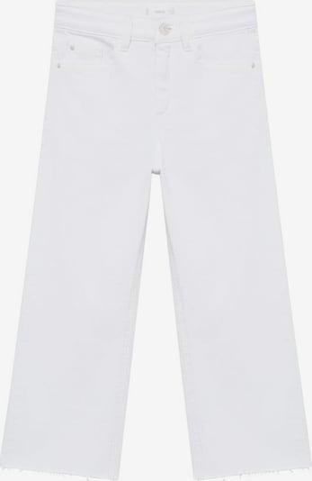 MANGO KIDS Jeans culottec in weiß, Produktansicht