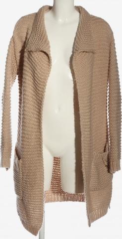 RINO & PELLE Sweater & Cardigan in S in Beige