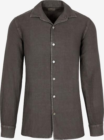 Scalpers Hemd 'Barry' in dunkelgrau, Produktansicht