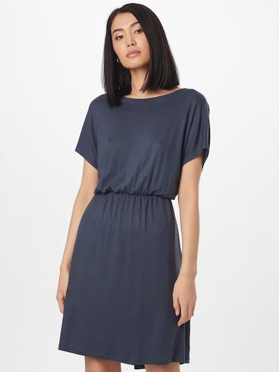 PIECES Kleid 'PETRINE' in dunkelblau, Modelansicht