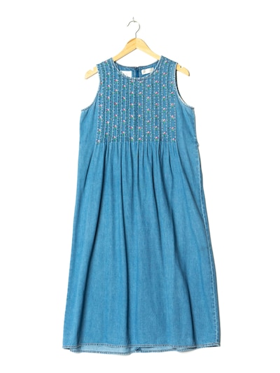 Karin Stevens Jeanskleid in L in blue denim, Produktansicht