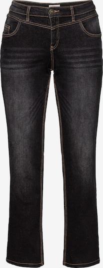 Jeans SHEEGO pe negru denim, Vizualizare produs