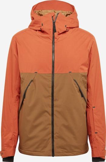 BILLABONG Chaqueta de montaña 'EXPEDITION' en marrón / naranja, Vista del producto