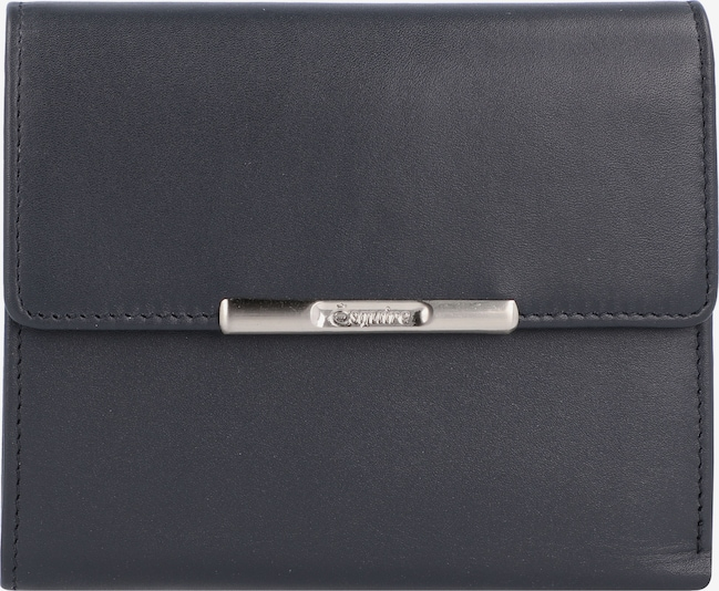 Esquire Portemonnee 'Helena ' in Blauw / Donkerblauw Y9jfX6gG